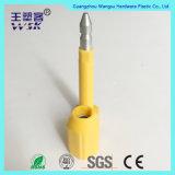 Selo amarelo Wsk-GM001 do parafuso do recipiente da alta qualidade