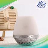 Altavoz portable sin hilos de Bluetooth de la lámpara audio de la bombilla LED mini