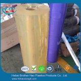 900mm 폭 무료 샘플 수정같은 투명한 단단한 PVC 장
