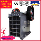 Planta de la trituradora de piedra de la eficacia alta de China/trituradora de piedra