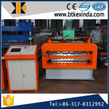 Broodje dat van de Lagen van Blad 800-840 van het Aluminium van Kxd het Dubbele Machine vormt
