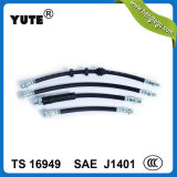 De Slang van de Hydraulische rem van de PUNT SAE J1401 1/8 van Yute