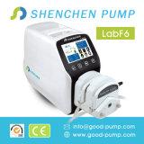 Variable Geschwindigkeits-peristaltische Pumpe für Lebensmittelindustrie/chemisch/pharmazeutisch/Biotechnologie