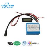 Paquete caliente de la batería de Cyclinder LiFePO4 12.8V 3ah de la venta para solar