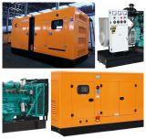 Générateur électrique silencieux de pouvoir diesel principal de 140kVA 110kw Cummins 6btaa5.9g2