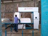 De volledig Automatische Verticale Scherpe Machine van de Spons van het Schuim