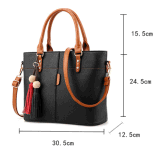 2018 späteste Herbst-und Winter-Form-Handtaschen-einfache Handtaschen (BDMC157)