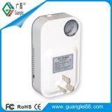 가정 사용 Ionizer 부정적인 이온 공기 정화기 LED 파란 가벼운 건강한 센서를 플러그를 꽂으십시오