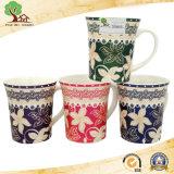 La taza de cerámica con los puntos vende al por mayor