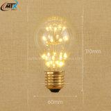 MTX neue LED Birnen Retro E27 3W Edison Vintage LED Birne Kerze Licht lampe 110V / 220V G125