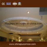 Nuevo diseño PU medallones de techo / piscina lámpara