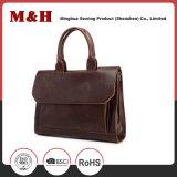 Beweglicher Entwerfer-Aktenkoffer PU-lederne Mann-Handtaschen