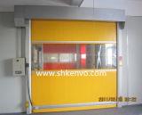 Porta rápida rápida do obturador do rolo da velocidade industrial automática da tela do PVC olá!