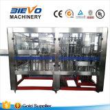 Máquina tampando de enchimento de lavagem da água automática para o frasco bebendo