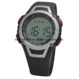 3ATM reloj impermeable del monitor del ritmo cardíaco
