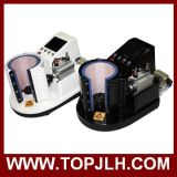 Máquina automática neumática de la prensa del calor de la taza de la transferencia de la impresora de la sublimación