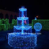 Outdoor LED Kerst decoratieve Fountain Light