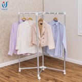 Sliding Clothes Rack Saving Space