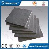 Material incombustible del surtidor del cemento de la tarjeta exterior china de la fibra