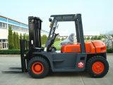 Diesel Vorkheftruck de Diesel van 6 Ton Prijs van de Vorkheftruck