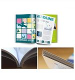 Ökonomisches Druckservice-Buch-Drucken mit langfristigem Service