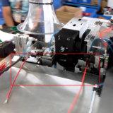 Conector de cobre de la terminal de cableado que se endereza y cortadora