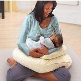 U-Form Baby, das schwangeres Mutterschaftskissen stillt