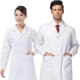 Vestiti dell'inclusione dei cappotti del laboratorio dalla Cina