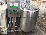 Pastorizzatore industriale del latte del commestibile dell'acciaio inossidabile con il raffreddamento