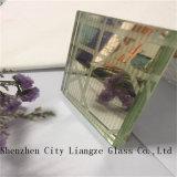 La glace personnalisée en verre d'art/sandwich/a gâché le verre feuilleté de sûreté pour la décoration
