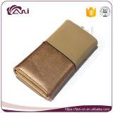 Повелительница Бумажник бумажника женщин PU длинняя