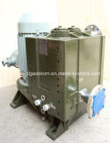 110L/S tipo vertical gas seco que procesa la bomba de vacío de la garra (DCVA-110U1/U2)