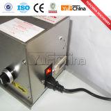 Edelstahl-elektrische Kartoffelchip-Schneidmaschine