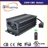 Reator eletrônico de baixa frequência de 330W CMH com certificação do UL