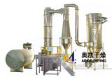 Machine van de Rotatie van het pesticide de Plotselinge Drogende