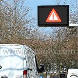 Intelligente Stadt en-12966 reparierte die variable im FreienHöchstgeschwindigkeit-elektronische Meldung-Mitte-Verkehrszeichen-Hersteller-Stadium P8 P10 P16 SMD BAD Epistar Nichia LED-Bildschirmanzeige