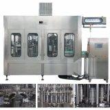 Máquina de enchimento quente pequena Semi automática do suco de fruta do frasco