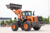 Insigne Yx657 chargeur de roue de 5 tonnes avec Cummins Engine, boîte de vitesses de Zf et essieu de Meritor pour différentes conditions de travail