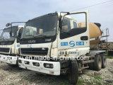 Camion concreto utilizzato della betoniera di /Japanese del camion del miscelatore di cemento di Isuzu da vendere