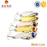 Золото/серебряный прикорм рыболовства металла