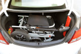 Recorrido de la aprobación de la ISO del Ce plegable el sillón de ruedas ligero de la energía eléctrica