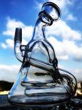 Großverkauf 6 Zoll-Glaswasser-Rohr mit Inline-Recycler