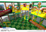 Beifall Amusement 20130116-007-M-2 Children Indoor Soft Playground Equipment