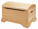 Unfertiges Wood Storage Crate und Packing Box