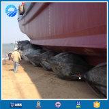 Pontón de flotación marina del salvamento de goma inflable