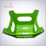 子供Foldable Stool、Outdoor CampingのためのPlastic Folding Step Stool