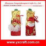 Idées de Noël de temps de vin de Noël de la décoration de Noël (ZY14Y46-3-4)