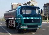 아프리카 시장을%s Sinotruk 20000L 6X4 석유 탱크 트럭