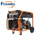 gerador da gasolina do acionador de partida 5kVA elétrico com AVR (FE6500E)