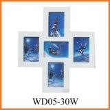 Самомоднейшая рамка фотоего MDF (WD05-30W)